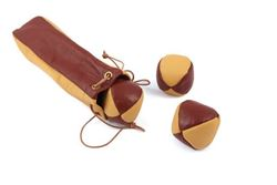 Picture of Leather Juggling Balls